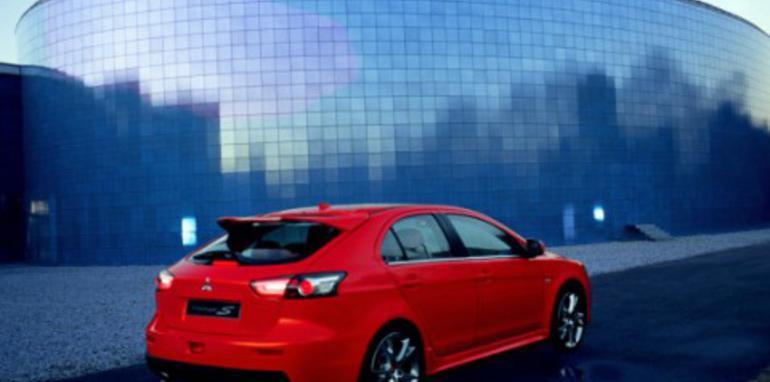 Mitsubishi Lancer Prototype-S Sportback leaked