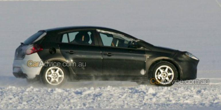 2009 Alfa Romeo 149 spy photos