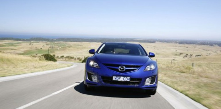 2008 Mazda6 specifications