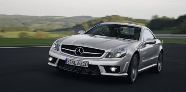 Mercedes-AMG SL 63 AMG and SL 65 AMG Roadsters