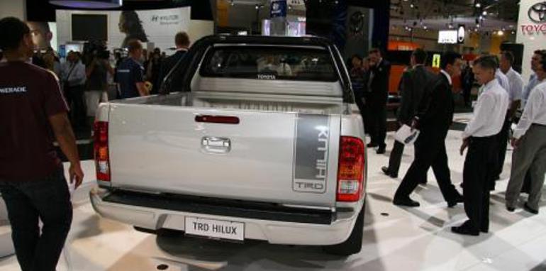 2008 TRD HiLux