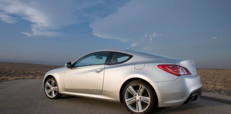 2010 Hyundai Genesis Coupe specs