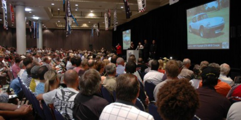 Torana reaches record price at auction
