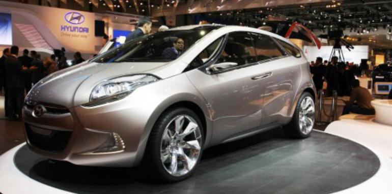 Hyundai iMode 2008 Geneva Motor Show