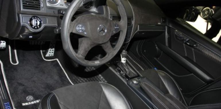 Brabus Bullit 2008 Geneva Motor Show