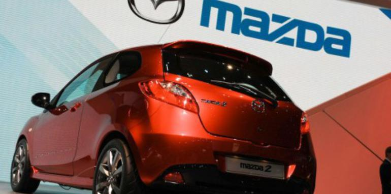 Mazda2 three-door 2008 Geneva Motor Show