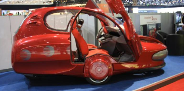 Assystem City Car 2008 Geneva Motor Show