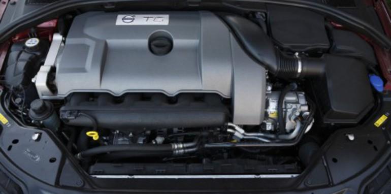 Volvo V70 T6 Launch