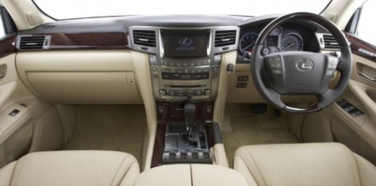 2008 Lexus LX 570 SUV
