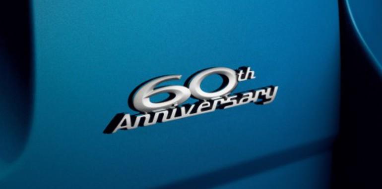 60th Anniversary Holden VE Ute