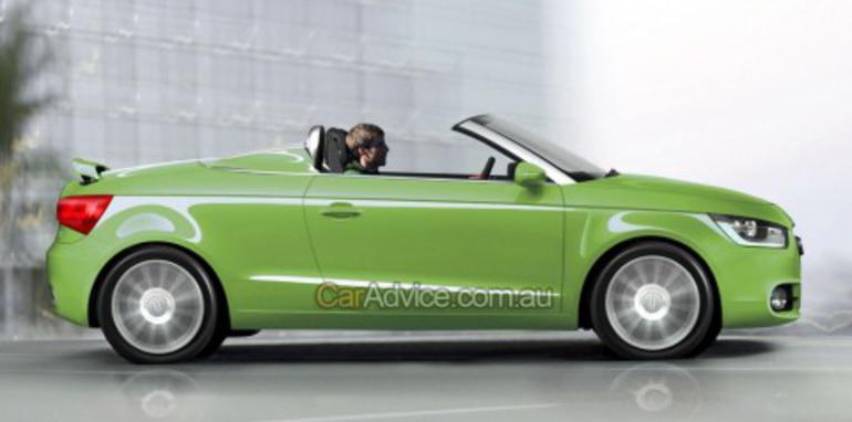 Audi A1 Speedster