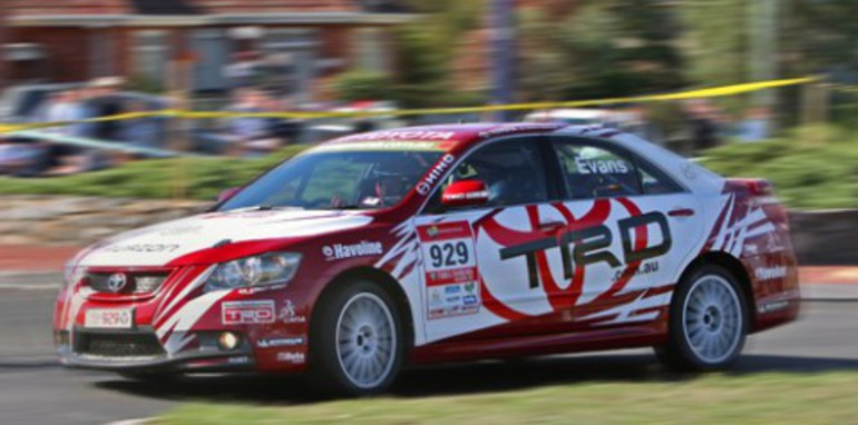 Targa Tasmania off to a flying start