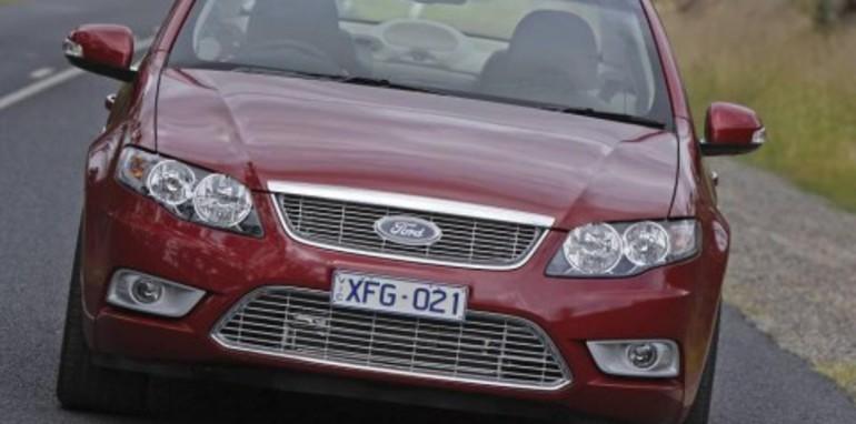 2008 Ford Falcon G6