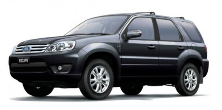 Ford unveils ZD Escape SUV