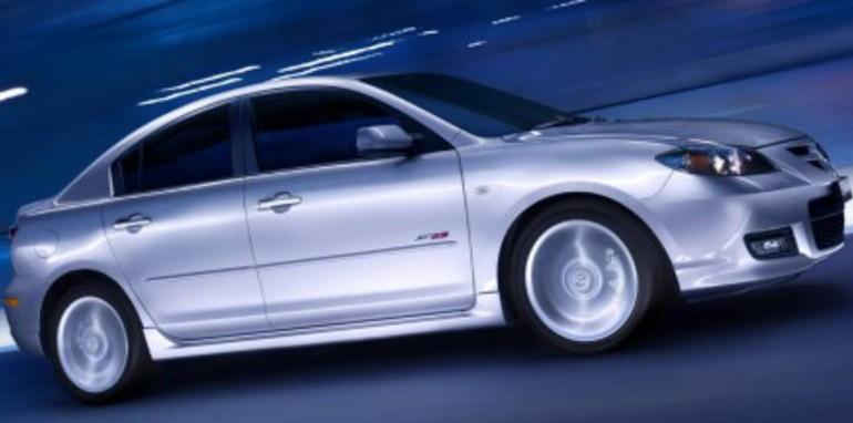 Tweaked Mazda3 sports range