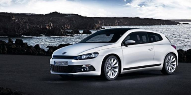 Video: Volkswagen Scirocco promo