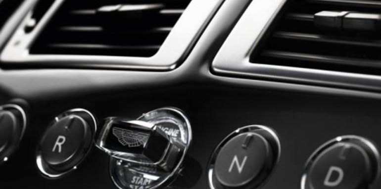 2009 Aston Martin DB9 power boost