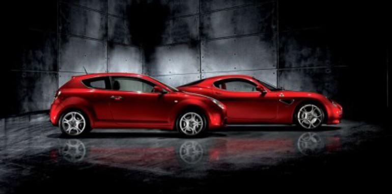MiTo and 8C, Alfa's hot new twins