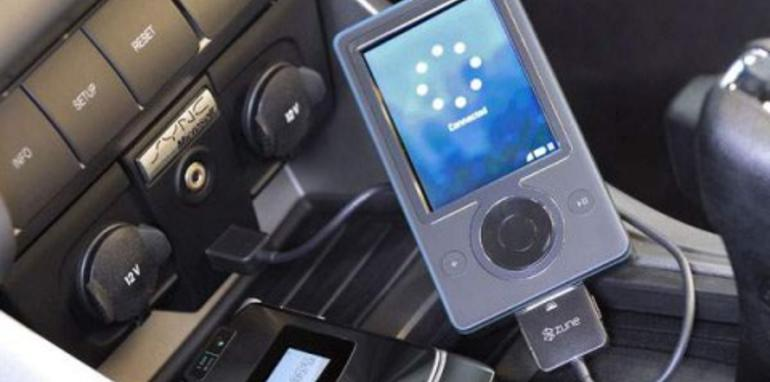 The Ford Sync