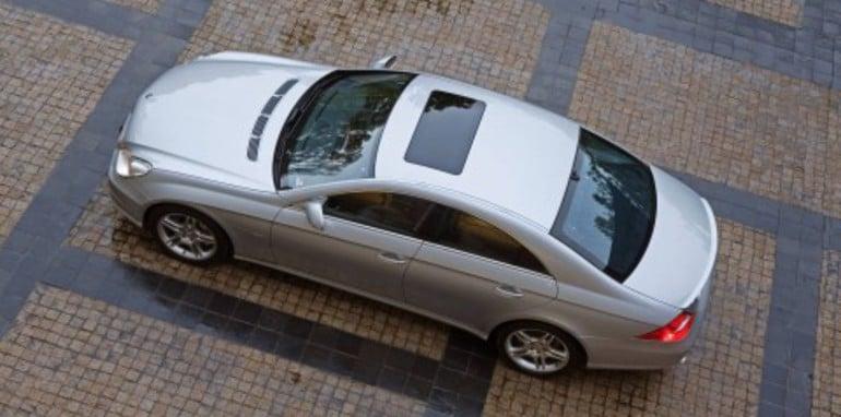 2008 Mercedes-Benz CLS-Class pricing