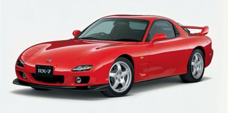 Mazda planning RX-7 revival