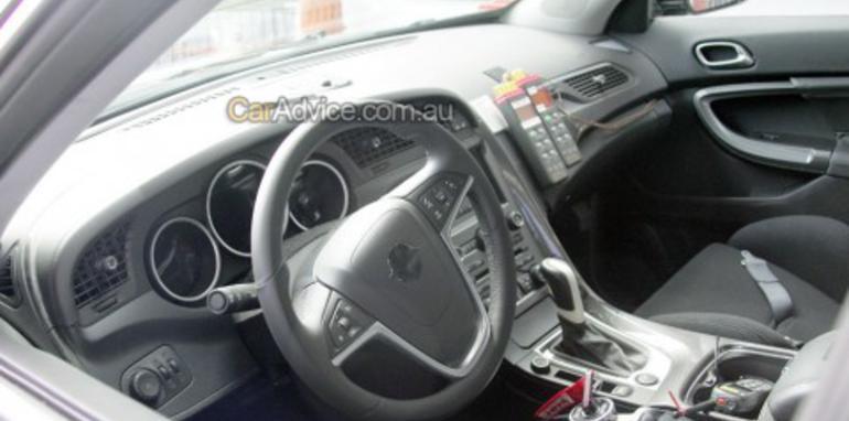 2010 Saab 9-4X spy photos