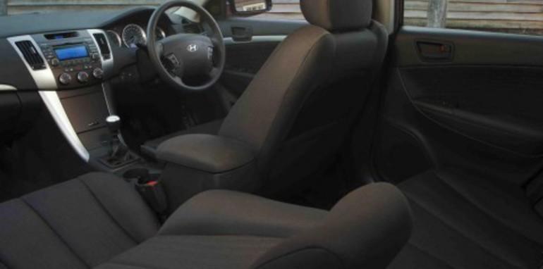 2009 Hyundai Sonata CRDi