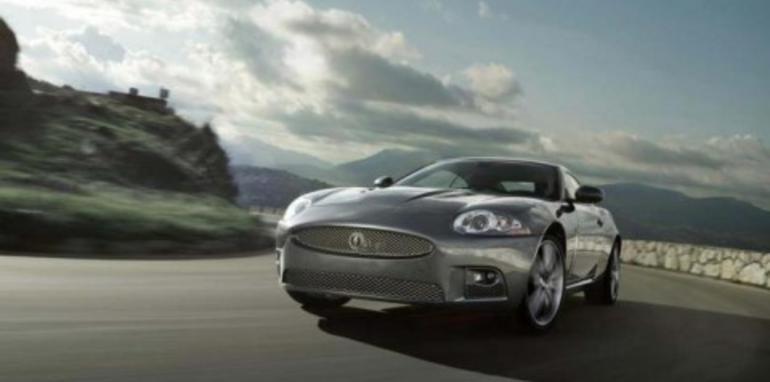 2008 Jaguar XKR Portfolio Edition