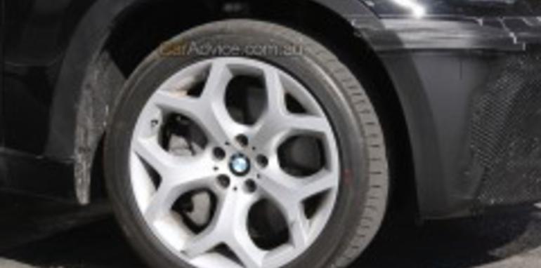 BMW Twin-Turbo V8 X5