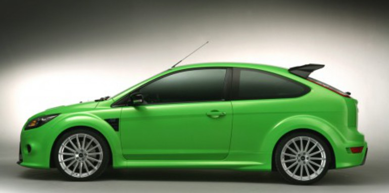 2009 Ford Focus RS 220kW