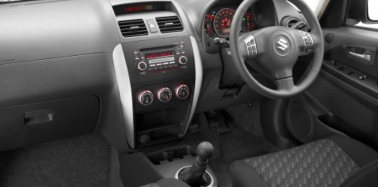 2008 Suzuki SX4 AWD