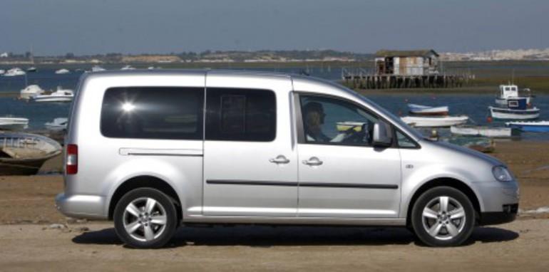 2008 Volkswagen Caddy Maxi Life