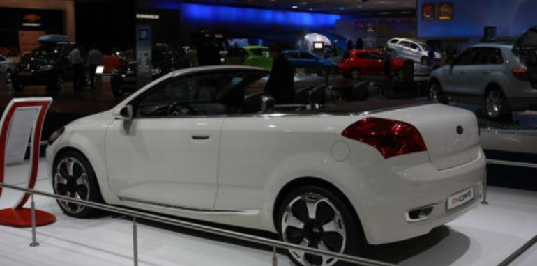 Kia Exceed Concept