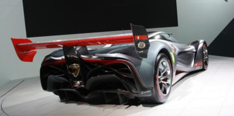 You can find a lot more info on the Furai here.