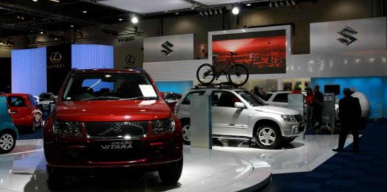 Suzuki Grand Vitara 2008 London Motor Show