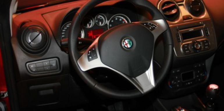 Alfa Romeo MiTo 2008 London Motorshow