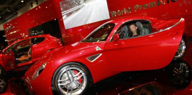 Alfa Romeo 2008 London Motorshow