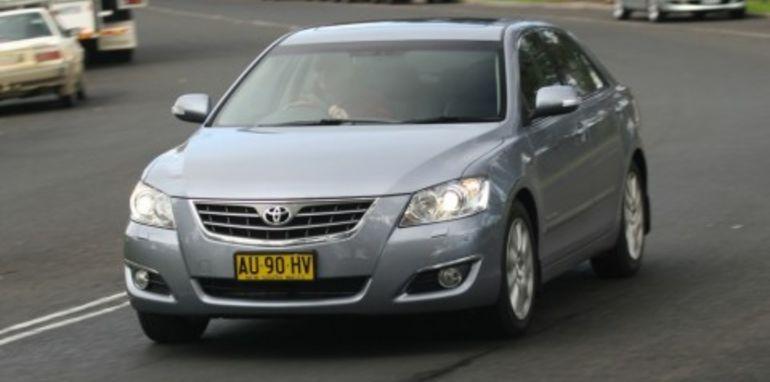 Toyota Aurion Presara