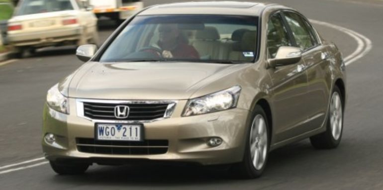 Honda Accord V6 Luxury