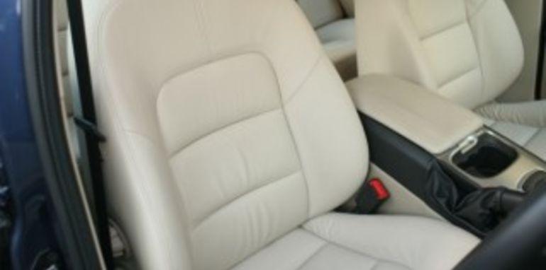 Ford Falcon G6E Interior