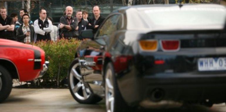 Chevrolet Camaro Launch