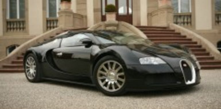The Supercar Club Bugatti Veyron