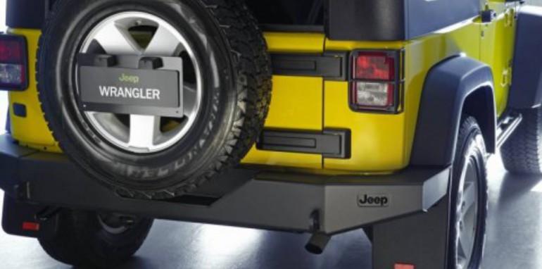 Jeep Wrangler Mopar Adventure Pack