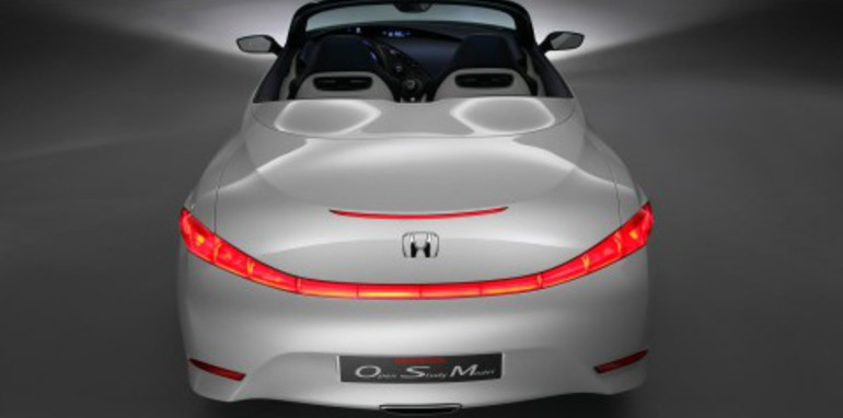 Honda hints at next S2000 with OSM Concept