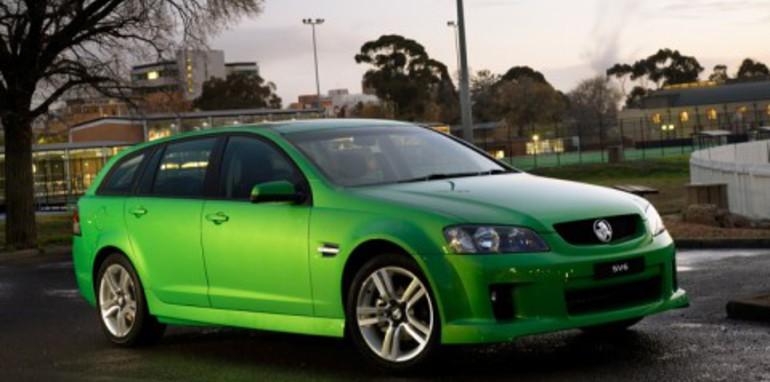 Holden Sportwagon