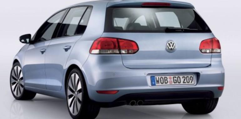 2009 Volkswagen Golf MkVI