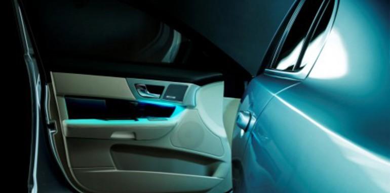 Jaguar XF Bowers & Wilkins wins best audio