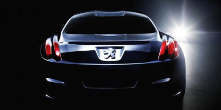 Peugeot 'RC…' hybrid concept