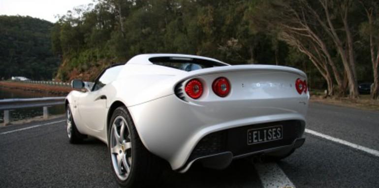 2008 Lotus Elise S