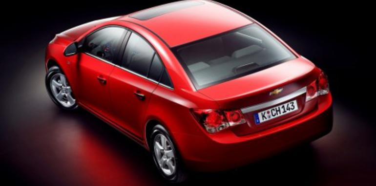 2009 Chevrolet Cruze official images